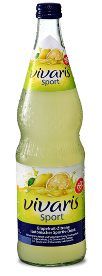 Vivaris Sport Grapefruit-Zitrone